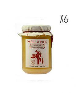 Miel de crema de romero Mellarius