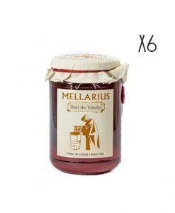 Miel de tomillo Mellarius