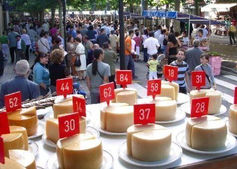 concurso de queso idiazabal