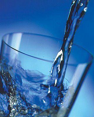 Distintos tipos de agua