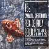 Peix de Roca Begur