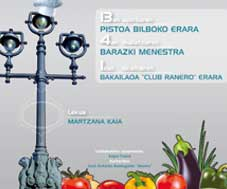 Platos Tradicionales Bilbaínos