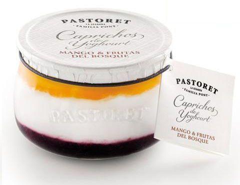 Caprichos de yogur Pastoret