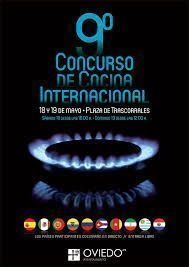 Concurso de Cocina Internacional de Oviedo