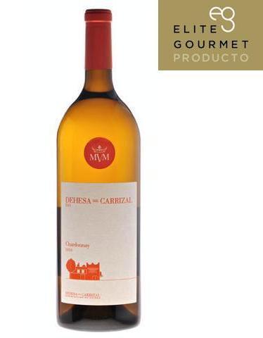 Vino blanco Dehesa del Carrizal Chardonnay
