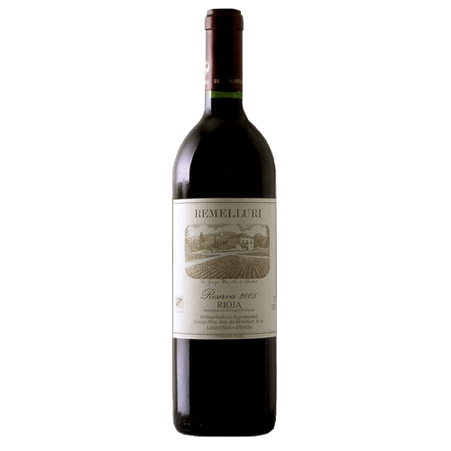 Red Wine Remelluri Reserva
