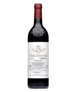 Vino Tinto Vega Sicilia Único