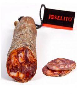 Acheter Chorizo ibérique de bellota Joselito