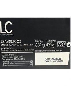 Comprar esparragos LC 13-16