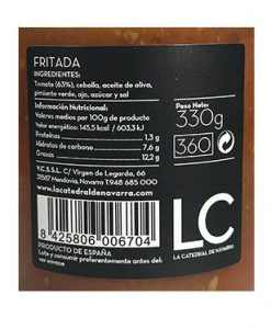 Comprar fritada LC