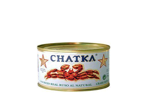 Acheter royal Crabe marque Chatka 60% pattes boîte