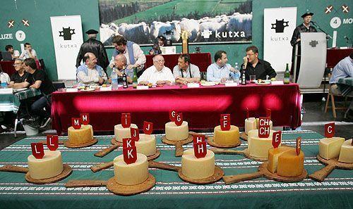 concurso quesos idiazabal 2013