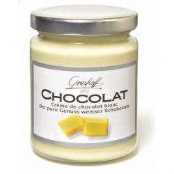 Crema de Chocolate Blanco Grashoff