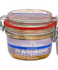 Duck foie gras Edouard Artzner