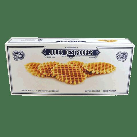 Gofres de París Jules Destrooper