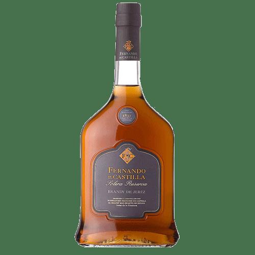 Comprar Brandy Solera Reserva Fernando de Castilla