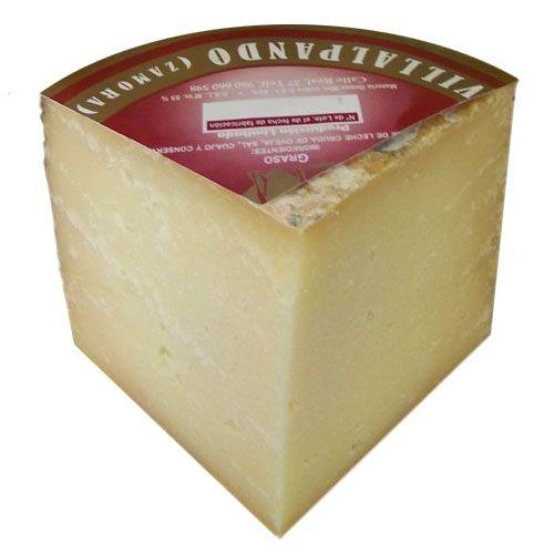 Zamorano cheese Alonso Bariego