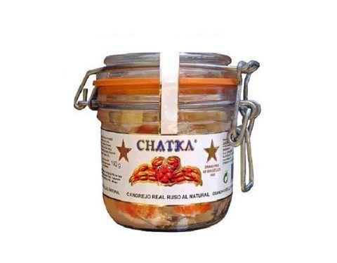 Acheter crabe Chatka 60% pattes bocal