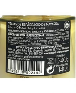 Comprar Yemas de Espárrago 7-10 frutos 245 gramos