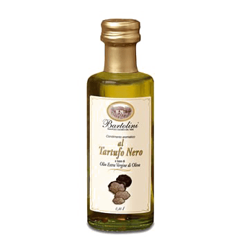 aceite de trufa negra bartollini