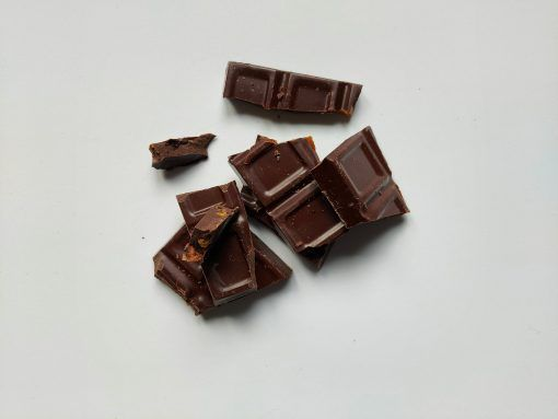 Chocolate Subiza pure artisan orange
