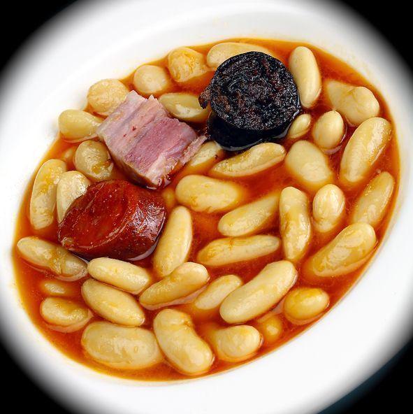 Recetas tradicionales Asturias y Cantabria