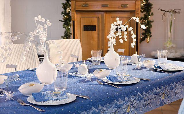 Cómo preparar tu mesa de Navidad