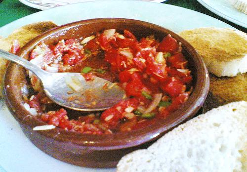 Pipirrana de Jaén