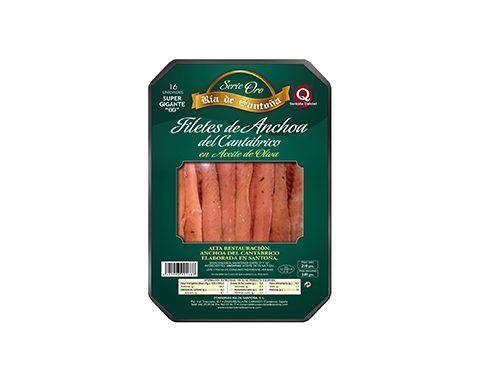 Comprar Anchoas de Santoña 00 16 filetes Ría de Santoña