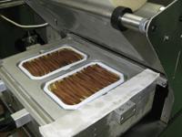 Envasado y etiquetado de la anchoa de Santoña