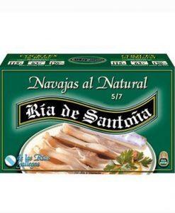 Navajas al Natural Ría de Santoña