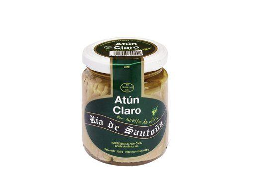 Comprar Atún en aceite de oliva 220 gramos