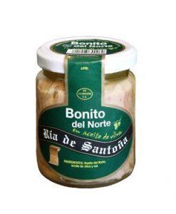 Comprar Conserva de bonito Ría de Santoña 400 gramos