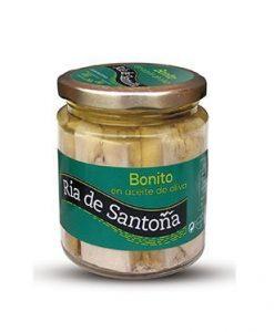 Comprar Conserva de bonito del norte Ría de Santoña 220 gr