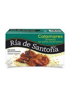 Comprar Calamares en salsa americana Ría de Santoña