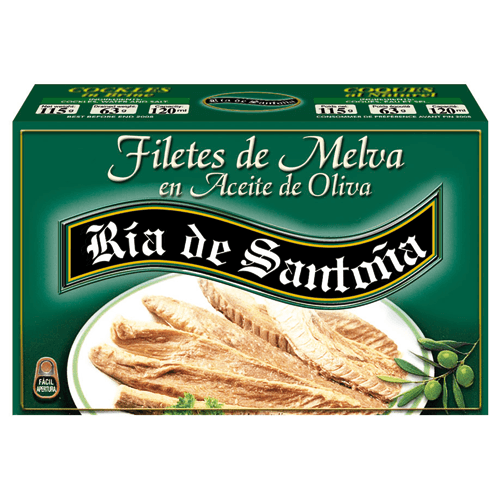 Melva fillets in olive oil Ría de Santoña
