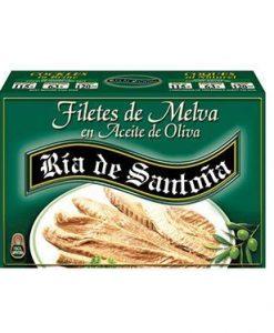 Comprar Filetes de melva en aceite de oliva
