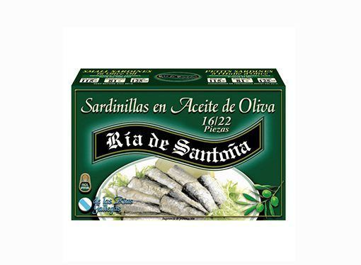 Comprar Sardinillas en aceite de oliva 16-22