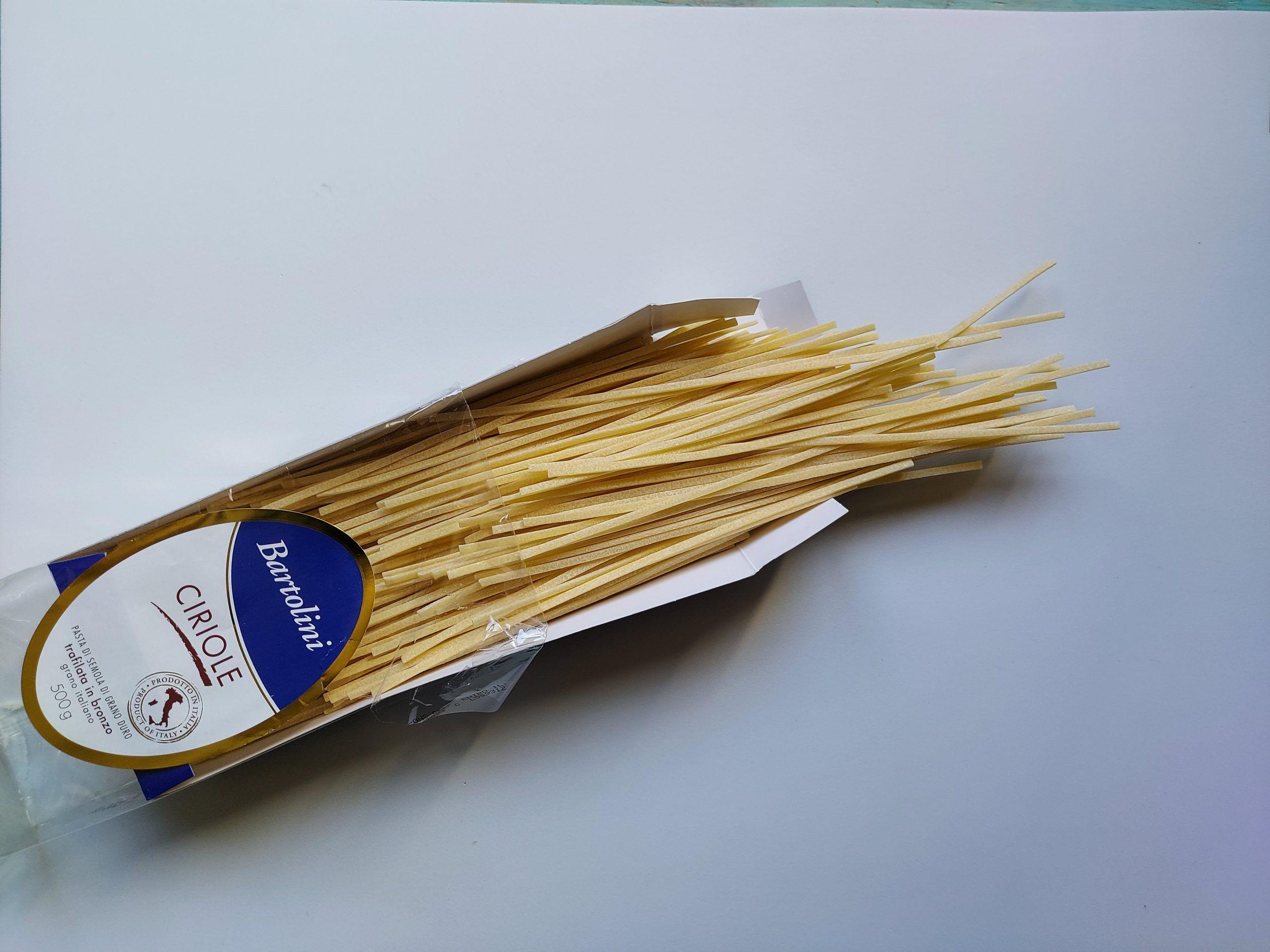 Pasta Italiana Bartolini Ciriole