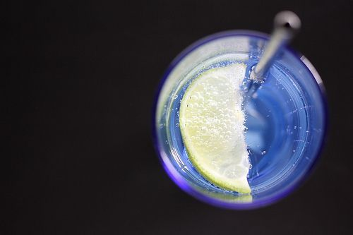 cócteles bajos en calorías gin buck