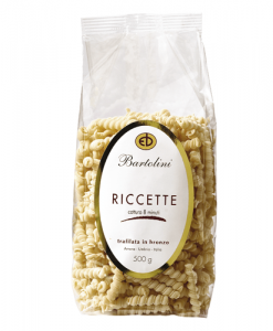 Pasta Italiana Bartolini Riccette