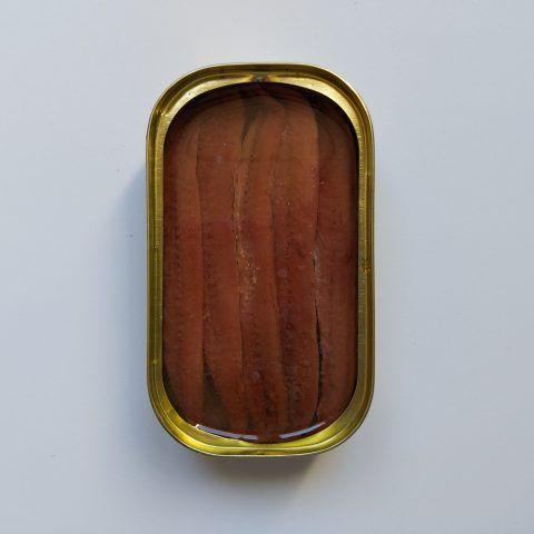 Conserve d'anchois de Santoña Grande Sélection Ria de Santoña (Pack 6)