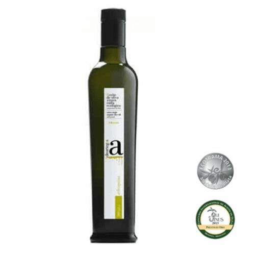 Huile d'olive extra vierge Ecologique Deortegas Arbequina