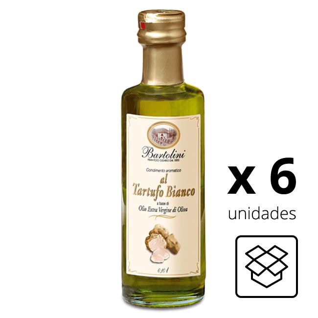 Bartolini White Truffle Oil (Box 6 bottles)