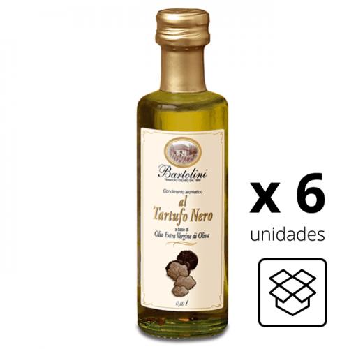 Bartolini Black Truffle Oil (Box 6 bottles)