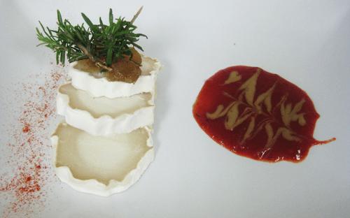 Mermelada de pimientos del piquillo
