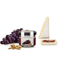 Salsa dulce de uva negra Can Bech