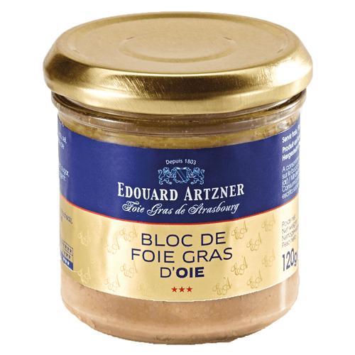 Bloc de Foie Gras de Oca Edouard Artzner