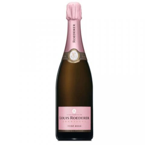 Champagne Brut Vintage Rose Louis Roederer