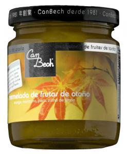 Mermelada de frutas de otoño Can Bech